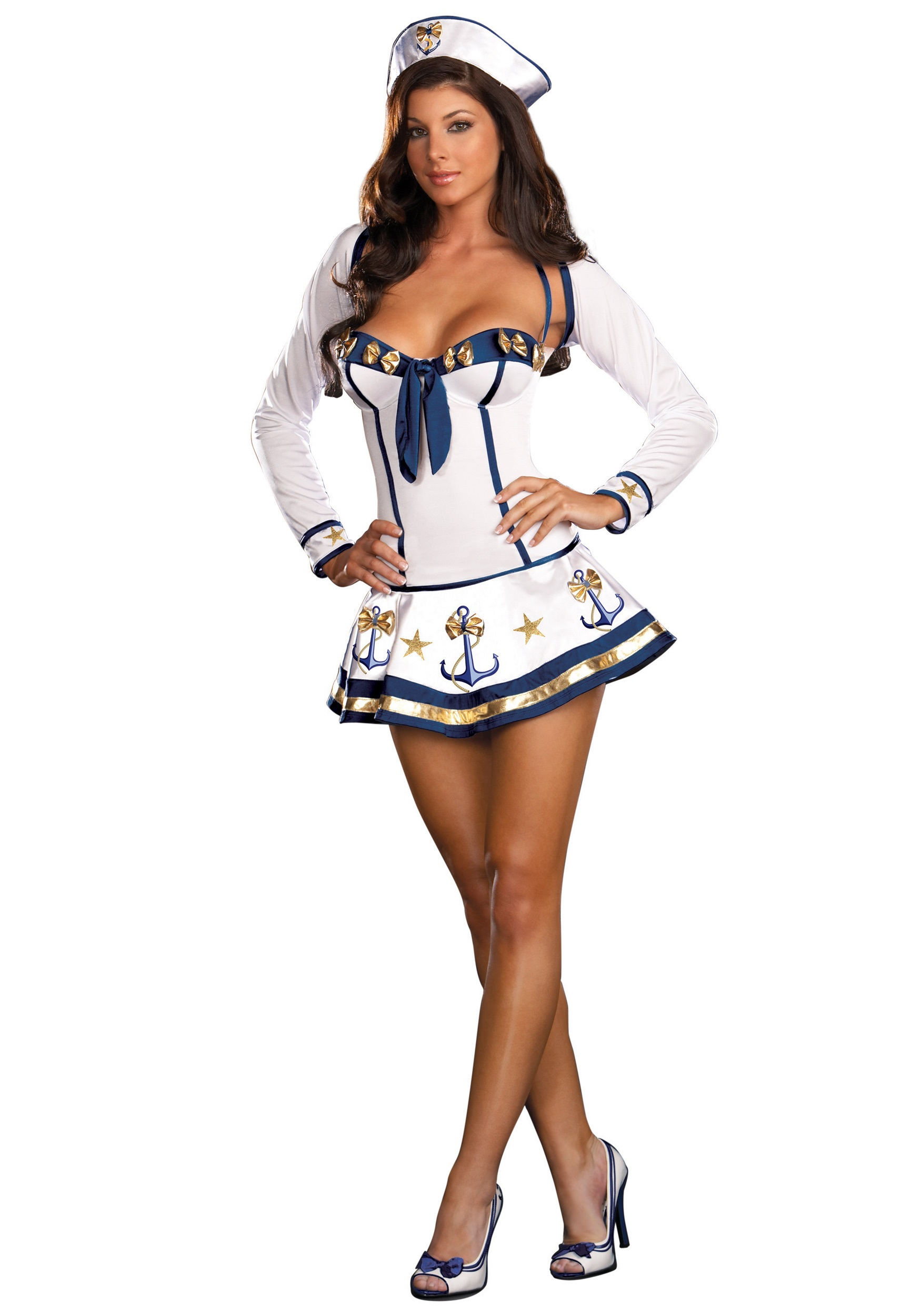 Women's Sexy Sailor Costume