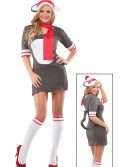 Women's Sock Monkey Costume