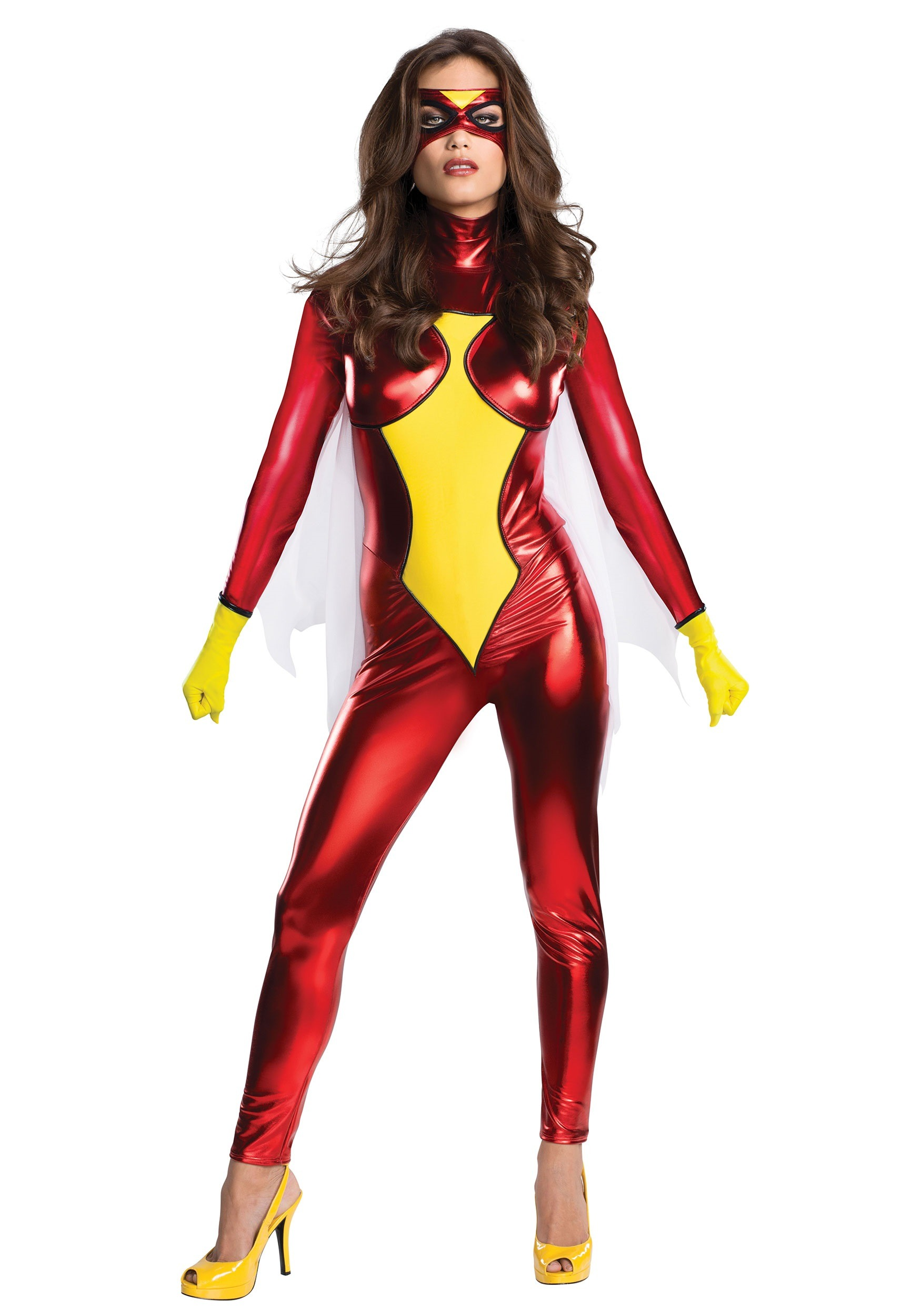 Women's Spider Woman Costume