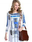 Womens Star Wars I am R2D2 Skater Dress