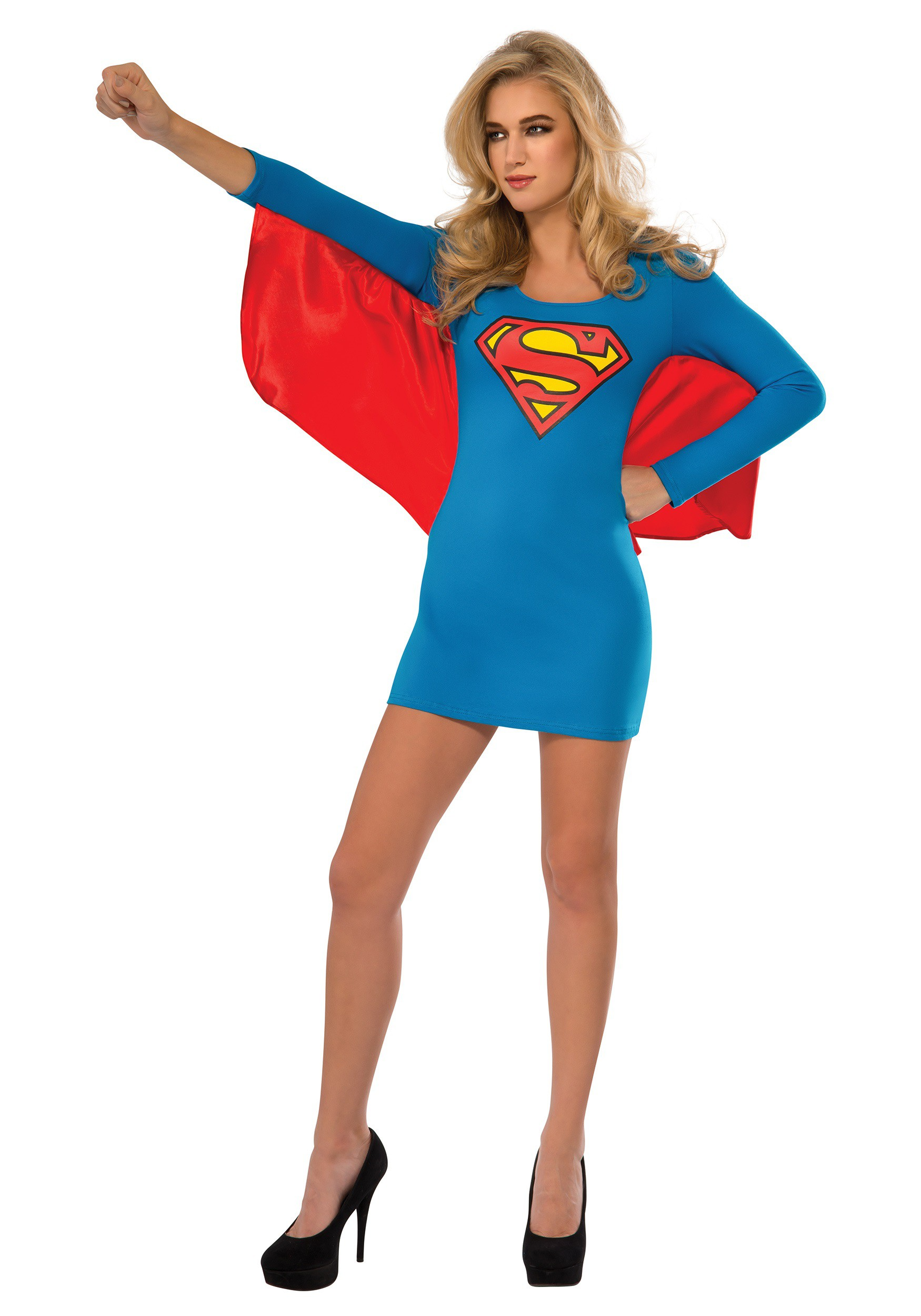 Women's Supergirl Wings Dress