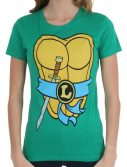 Womens TMNT I am Leonardo Shirt