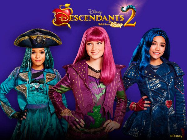 Descendants2 Costumes